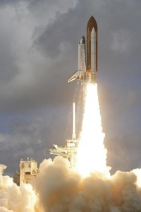 NASA-Space-Shuttle-Discovery-Launch